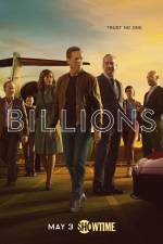 Сериал Миллиарды - Постеры