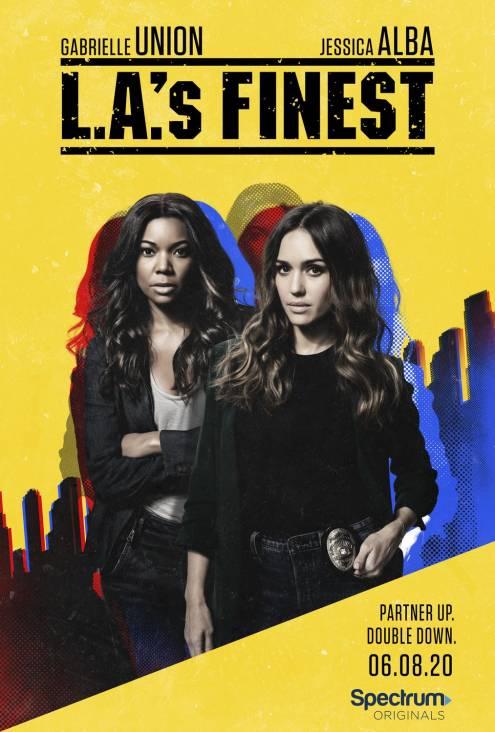 Серіал Найкращі в Лос-Анджелесі - Постери