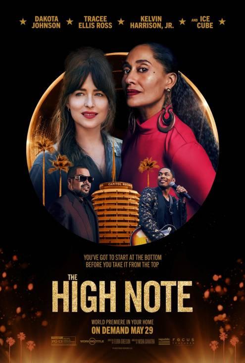 Фільм Висока нота - Постери