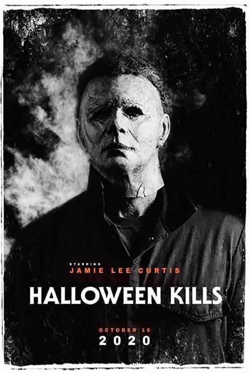 Фильм Хэллоуин убивает - Постеры