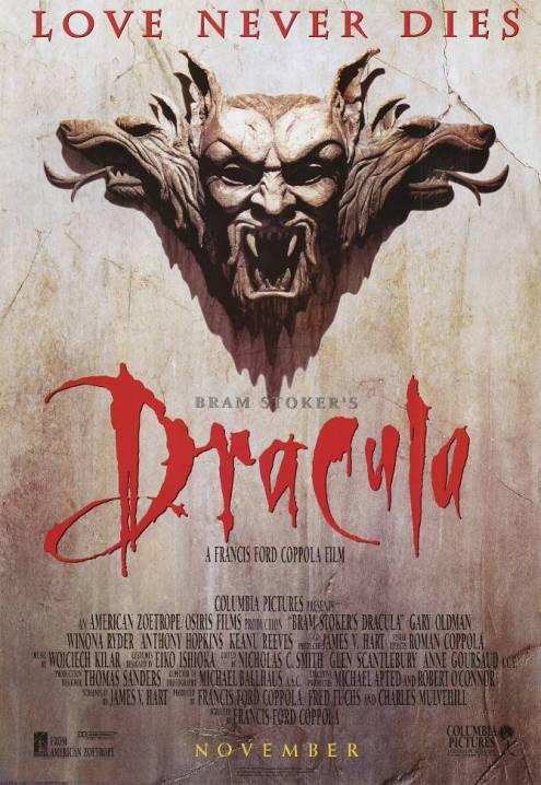 Фільм Дракула - Постери