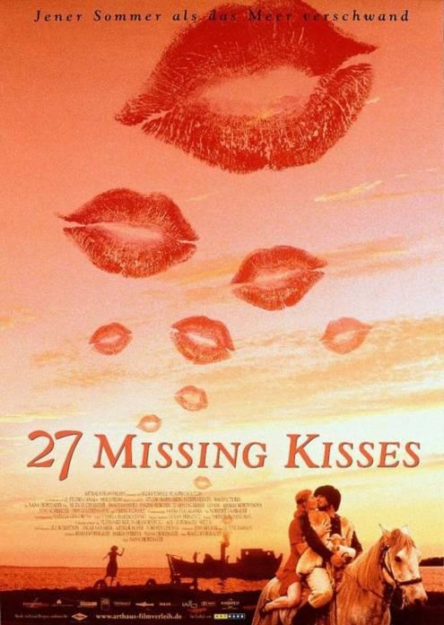 Фильм 27 украденных поцелуев - Постеры