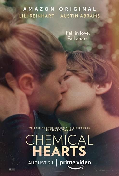 Фільм Хімічні серця - Постери
