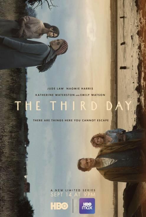 Серіал Третій день - Постери