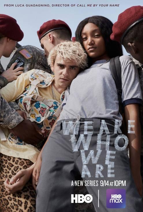 Сериал Мы те, кто мы есть - Постеры