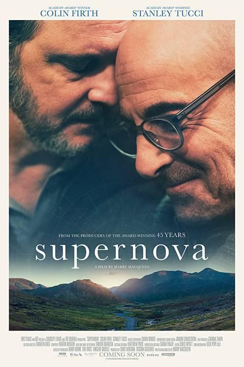 Фильм Супернова - Постеры