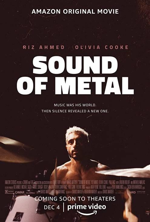 Фільм Звук металу - Постери