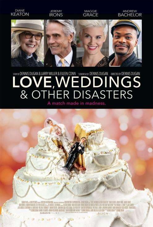 Фильм Любовь, свадьбы и прочие катастрофы - Постеры