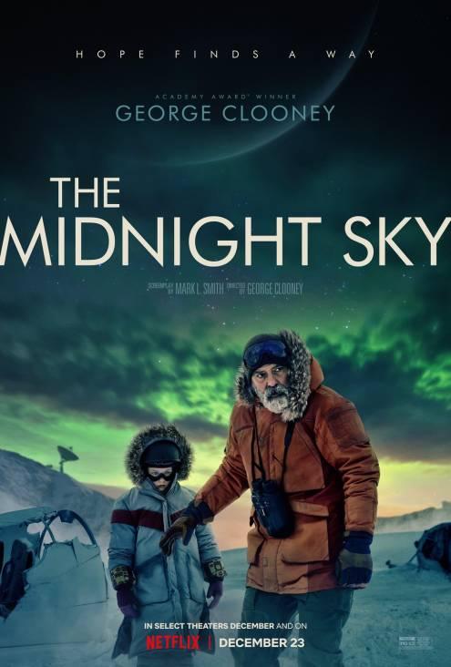 Фільм Опівнічне небо - Постери