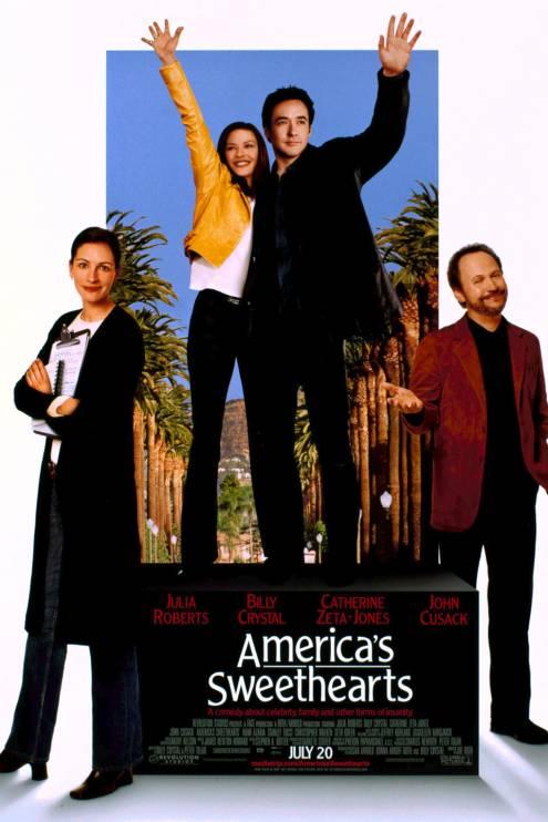 Фільм Улюбленці Америки - Постери