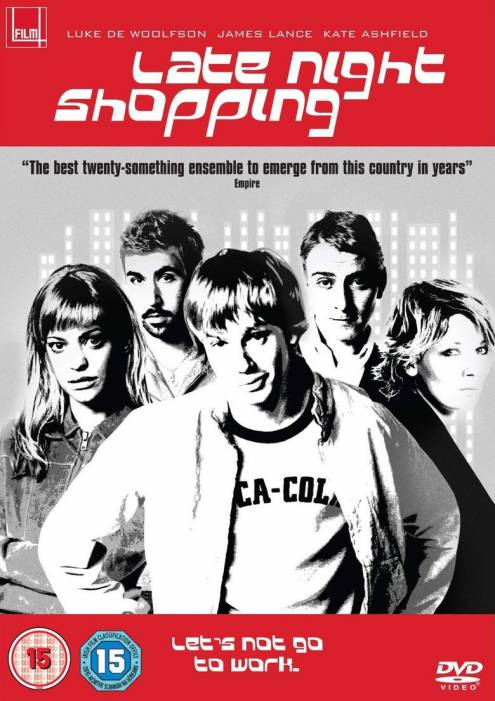 Фільм Нічний шопінг - Постери