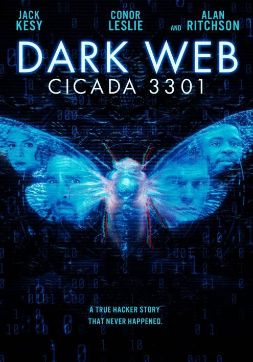 Фильм Цикада 3301: Квест для хакера - Постеры