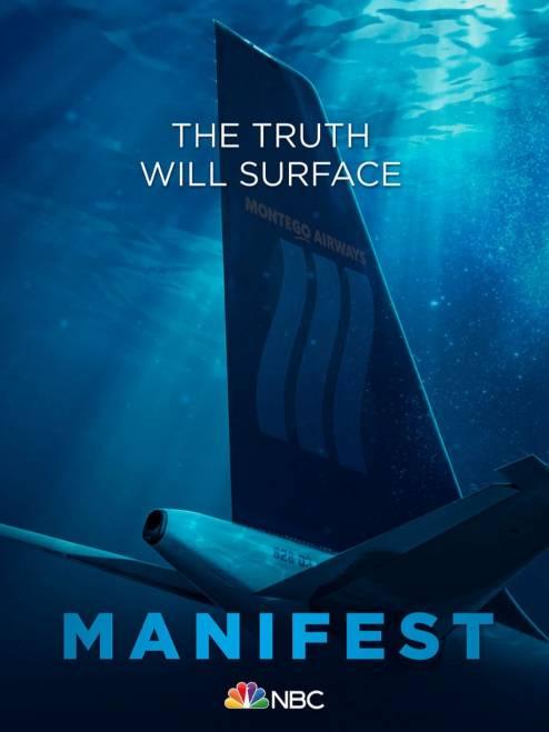 Серіал Маніфест - Постери