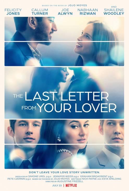 Фільм Останній лист від твого коханого - Постери