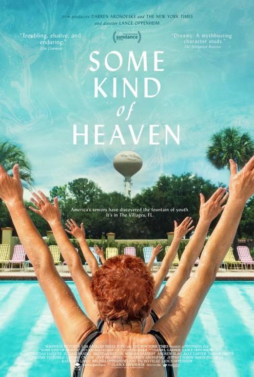 Фильм Как будто в раю - Постеры