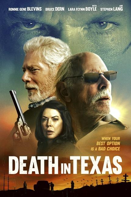 Фільм Смерть у Техасі - Постери