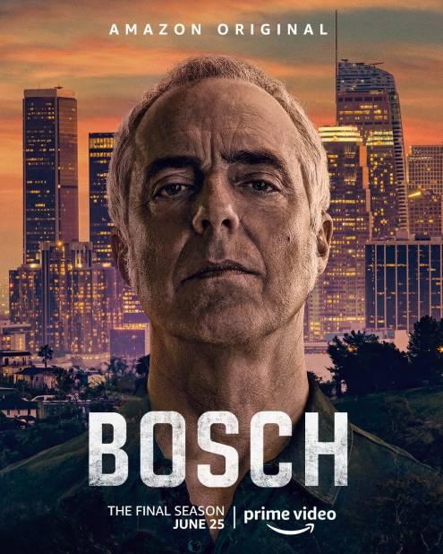 Серіал Босх - Постери