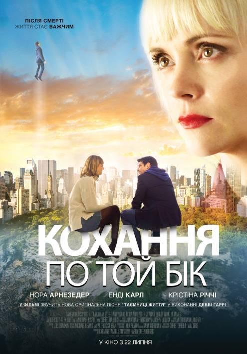 Фильм Любовь по ту сторону - Постеры