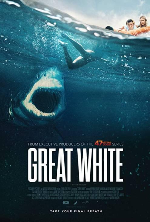 Фільм У пащі океану - Постери