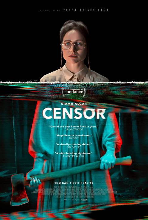 Фильм Цензор - Постеры