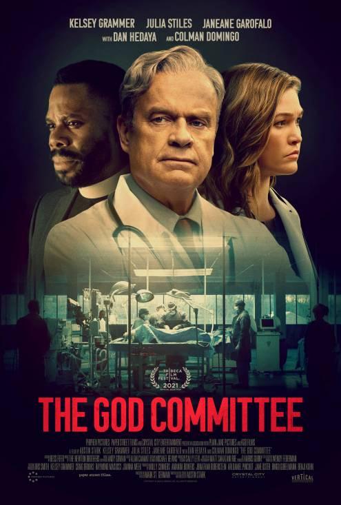 Фільм Комітет Бога - Постери