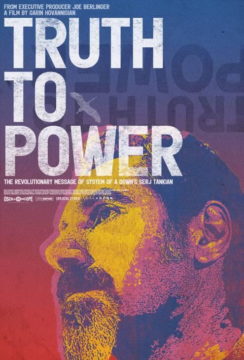 Фильм System of a Down: Сила правды - Постеры