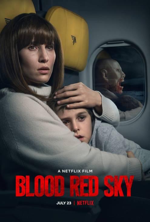 Фильм Кроваво-красное небо - Постеры