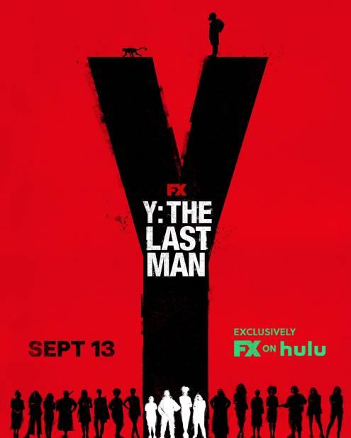 Сериал Y. Последний мужчина - Постеры