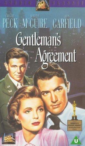 Фільм Gentleman's Agreement - Постери