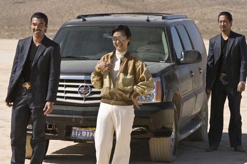 Фото из фильма Фильм - Похмелье в Вегасе