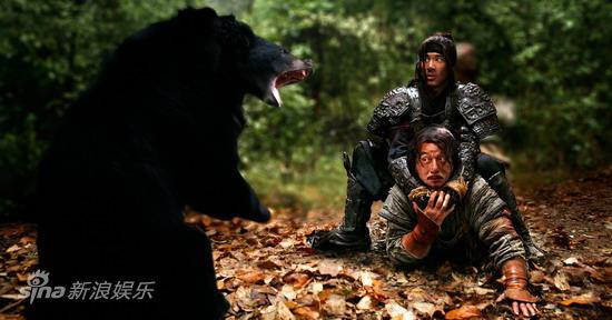 Фото из фильма Фильм - Большой солдат