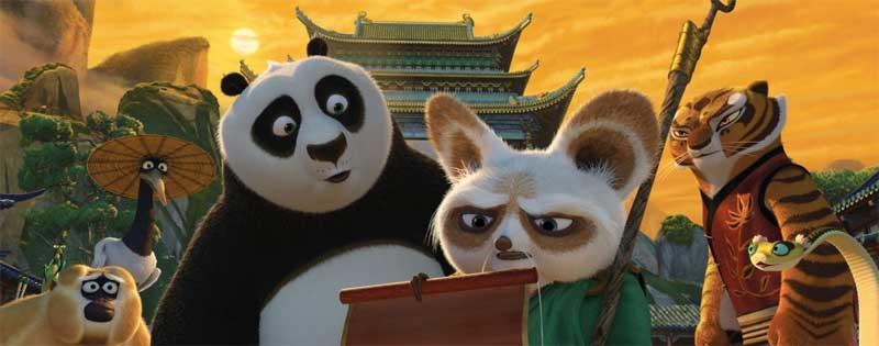 світлини із фильма Фільм - Панда Кунг-Фу 2