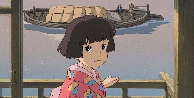 смотреть ветер крепчает аниме