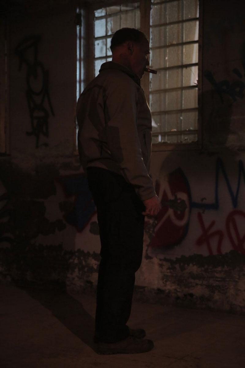 Фото из фильма Фильм - Саботаж