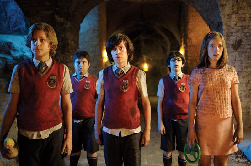 світлини із фильма Фільм - Зіп та Зап: Клуб магічних кульок