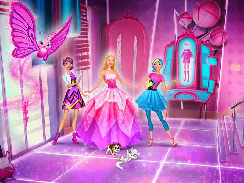 Барби: Супер Принцесса (2 15) - смотреть онлайн
