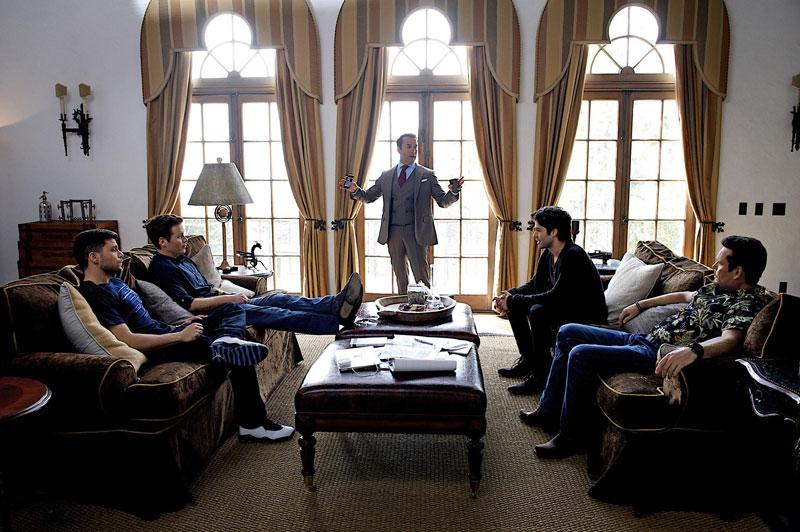 Фото из фильма Фильм - Антураж