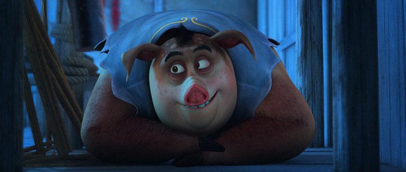 світлини із фильма Фільм - Король мавп 3D