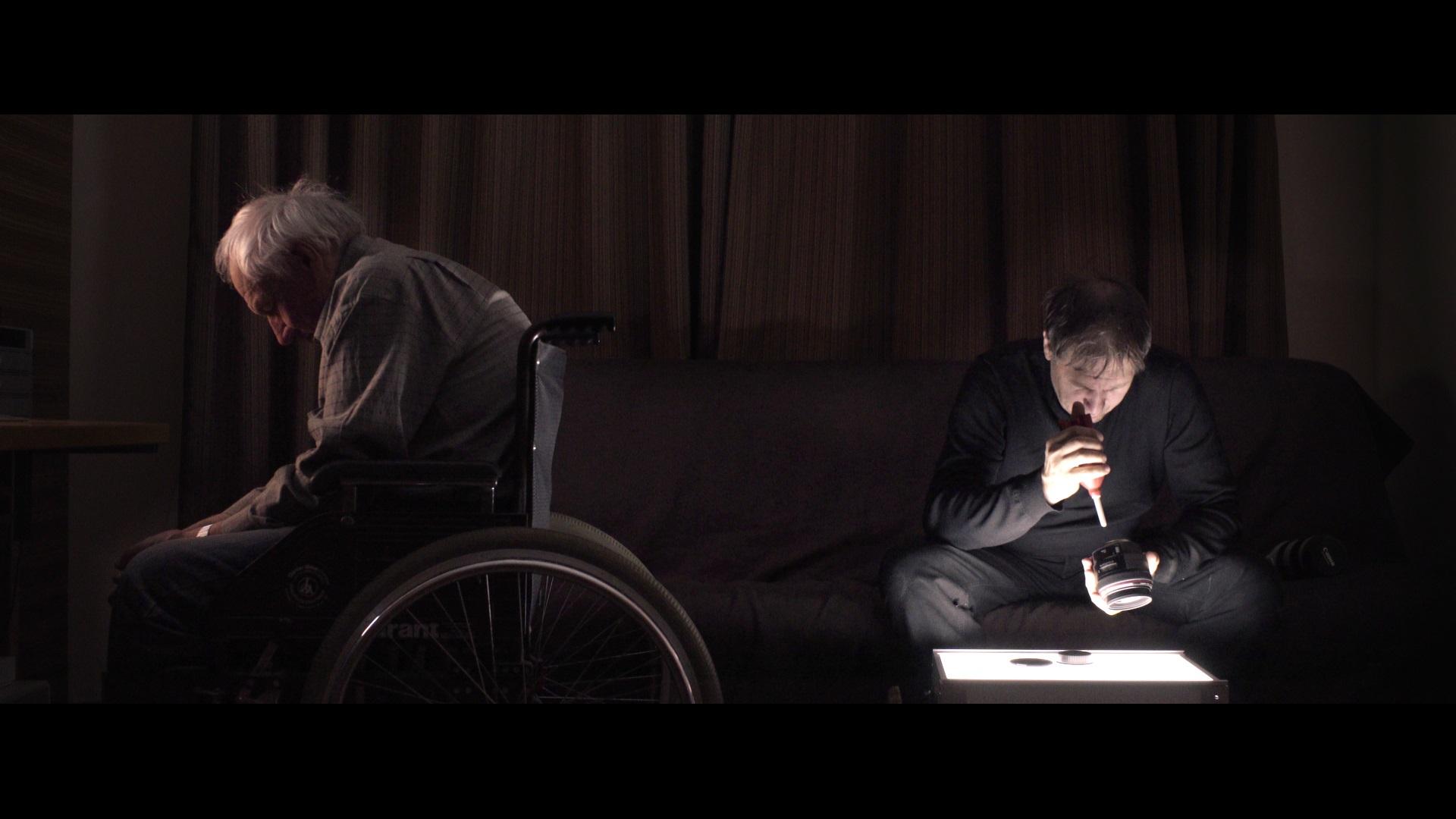 Фото из фильма Фильм - Уровень черного
