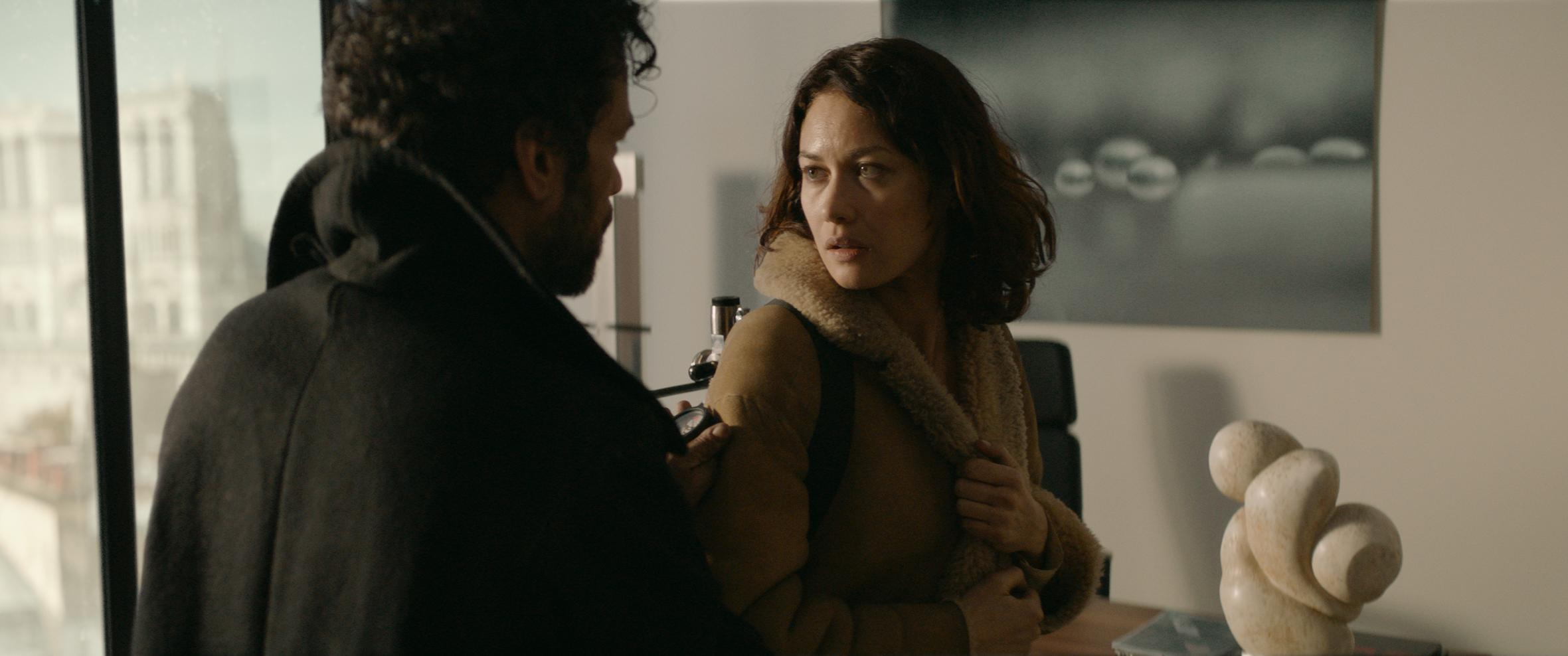 Фото из фильма Фильм - На расстоянии дыхания