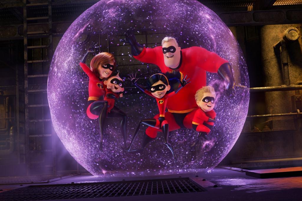 світлини із фильма Фільм - Суперсімейка 2