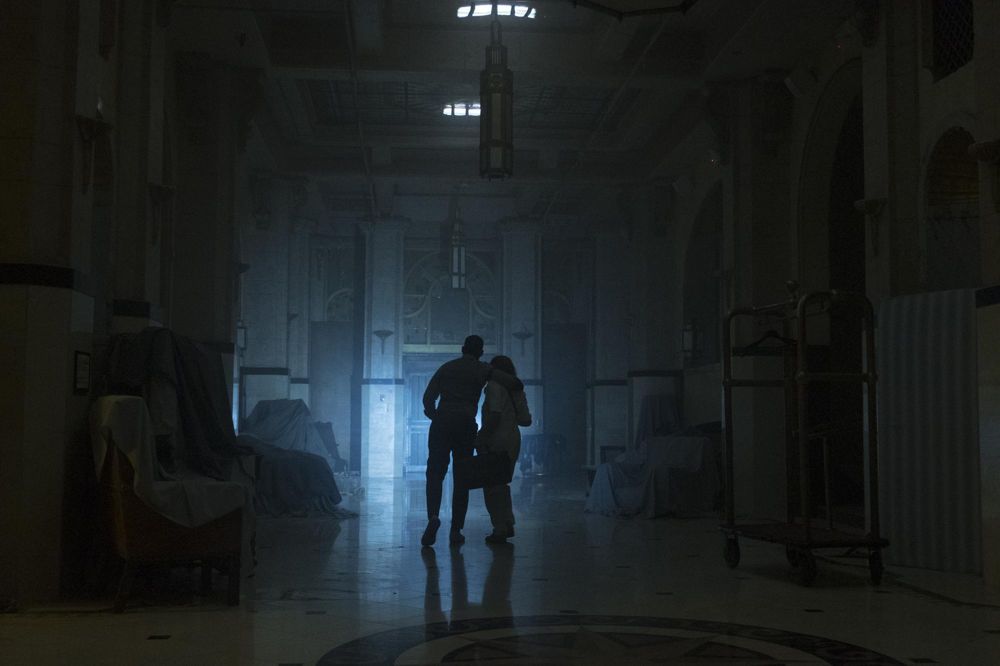 світлини із фильма Фільм - Готель «Артеміда»