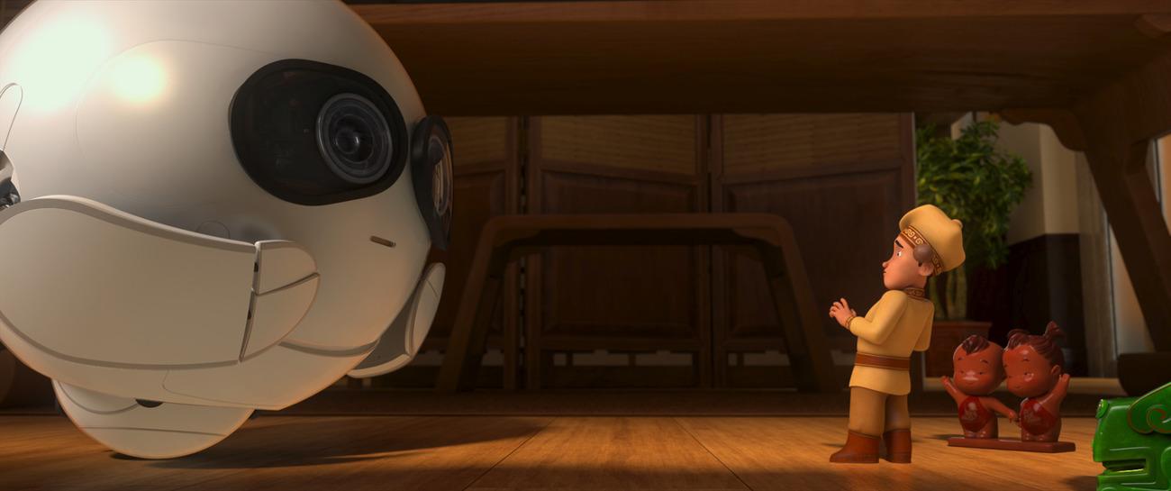 світлини із фильма Фільм - Таємниця будинку іграшок