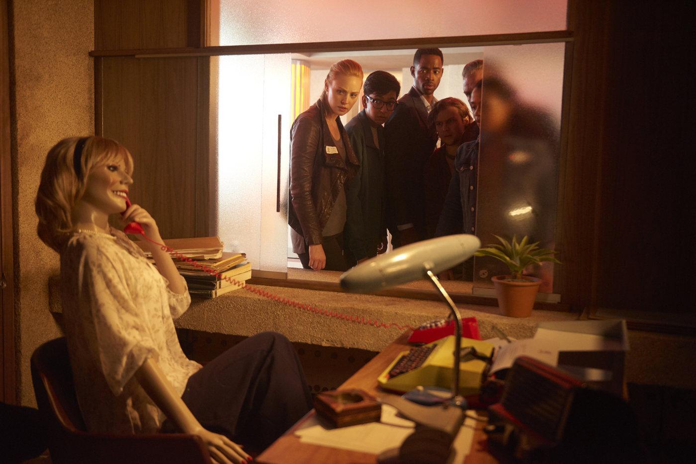 Фото из фильма Фильм - Смертельный лабиринт