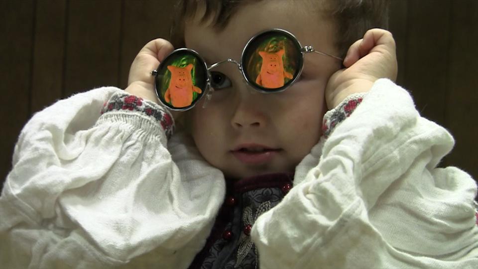 світлини із фильма Фільм - Людина з табуретом