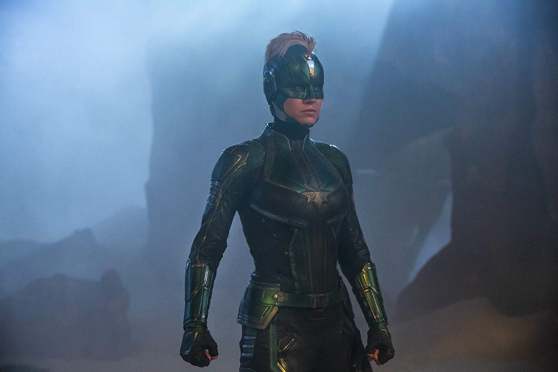 Фото из фильма Фильм - Капитан Марвел
