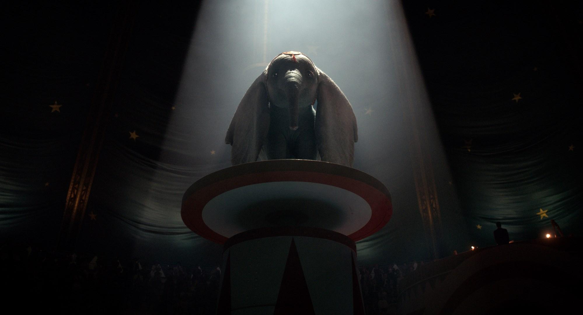 світлини із фильма Фільм - Дамбо