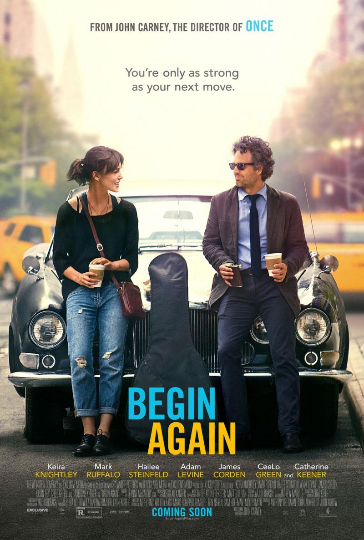 Постери: Фільм - Почати знову