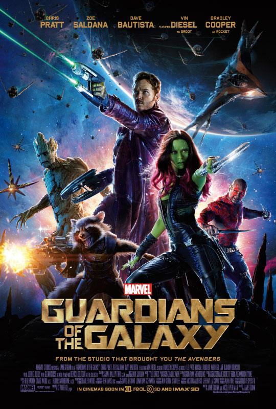 Постеры: Фильм - Стражи Галактики