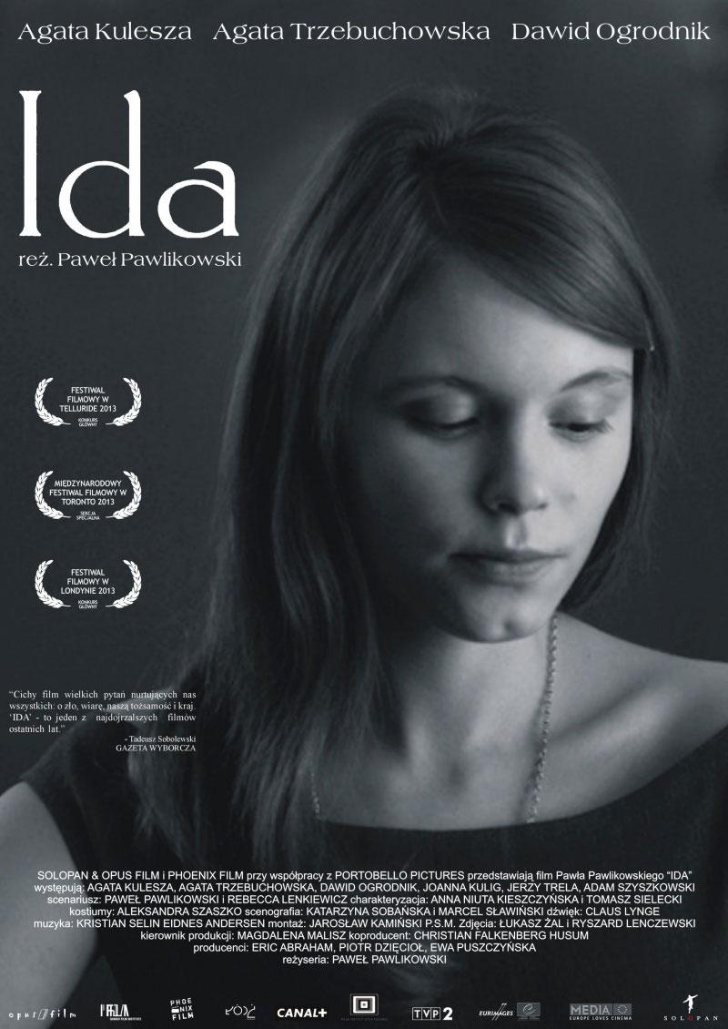 Постери: Фільм - Іда